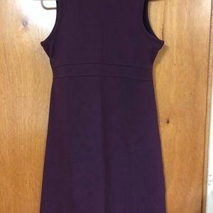 Athleta Dresses - Athleta purple tank dress small